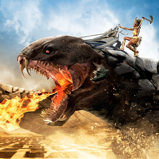 Gods Of Egypt: Secrets Of The Lost Kingdom iOS App