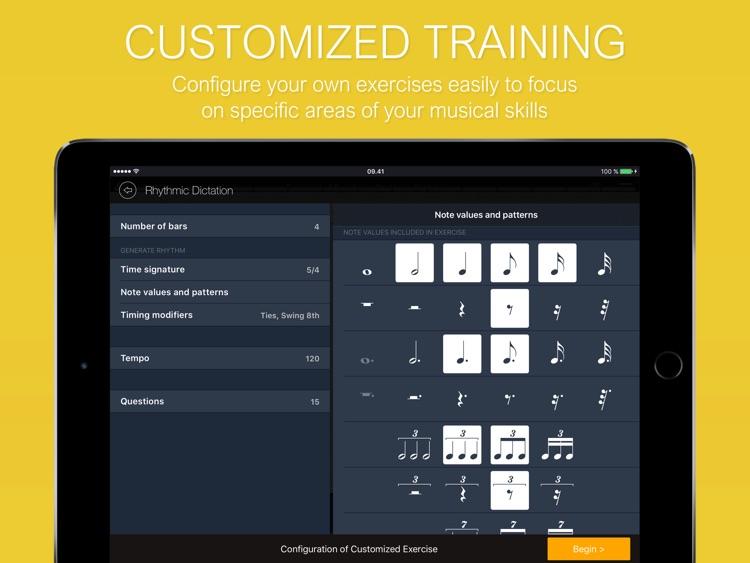 EarMaster - Music Theory & Ear Training screenshot-4