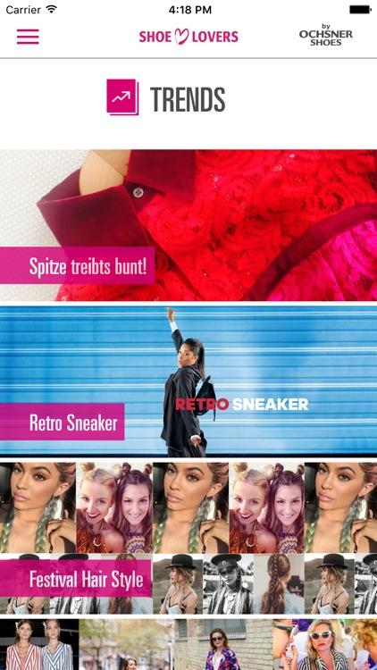 ShoeLovers by Ochsner Shoes screenshot-3