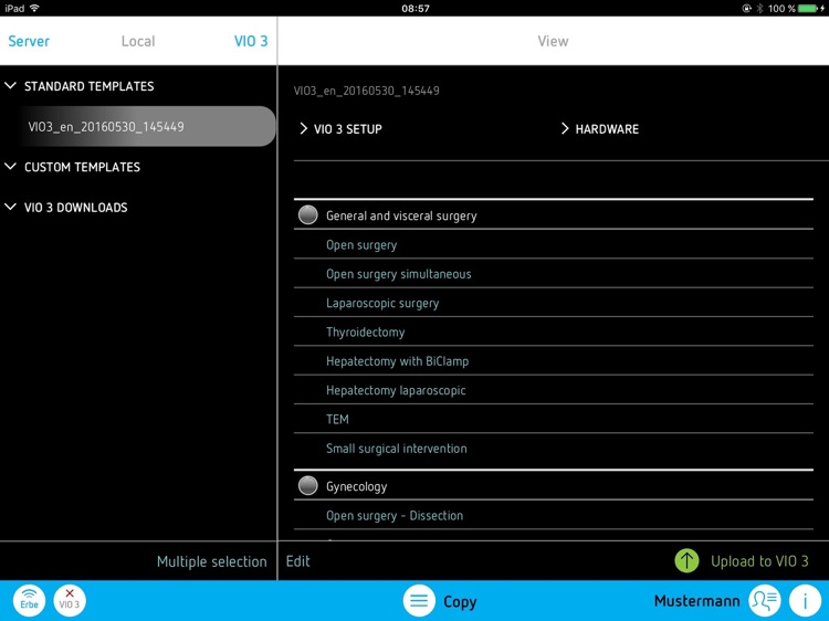 Erbe Support App screenshot-2
