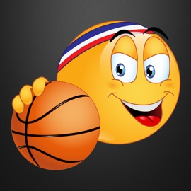 Basketball Emojis Keyboard By Emoji World On The App Store Itunes