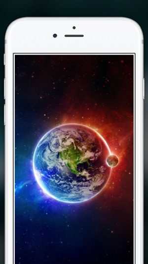 Outer Space 3D Live Wallpapers Hd Backgrounds On The App Store