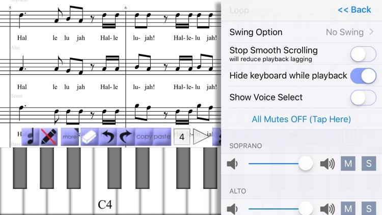 iWriteMusic SE screenshot-3