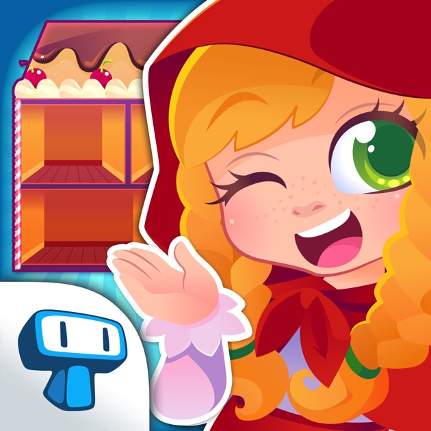 My fairy tale doll house princess story maker on the app store - The dollhouse from fairy tales to reality ...