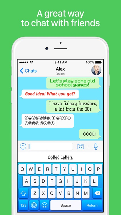 My Fonts - Custom font styles with cool text stickers and emoji screenshot-3