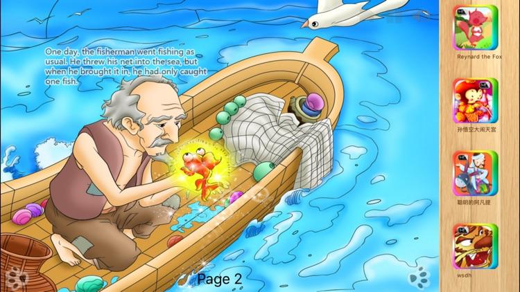 Fisherman and the Goldfish