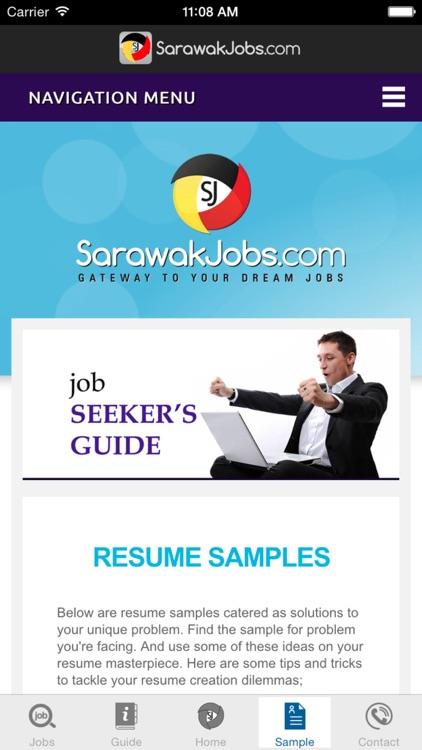 Sarawak-Jobs screenshot-4