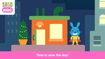 Sago Mini Superhero Screenshot