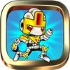 M2神甲战纪 天天跳跃(Robot Jump) RunBot Runner : Adventure Machine Free Games