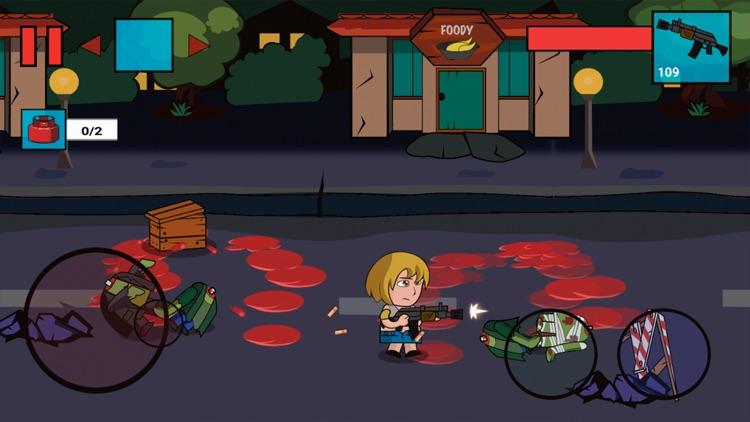 Zombie Street Trigger screenshot-4