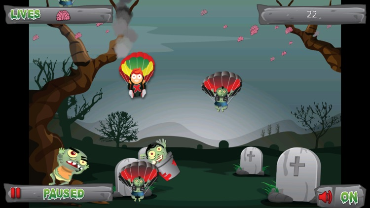 Zombies Attack - Zombie Attacks In The World War 3