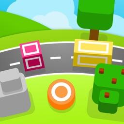 Swipeland - Endless Arcade Game with World Mode