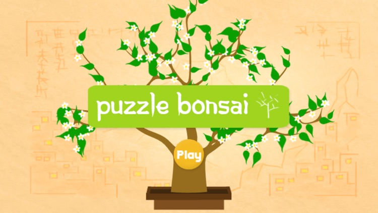 Puzzle Bonsai screenshot-0