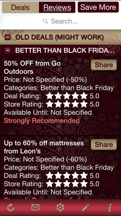 Black Friday & Special Event Deals, Black Friday & Special Event Store Reviews