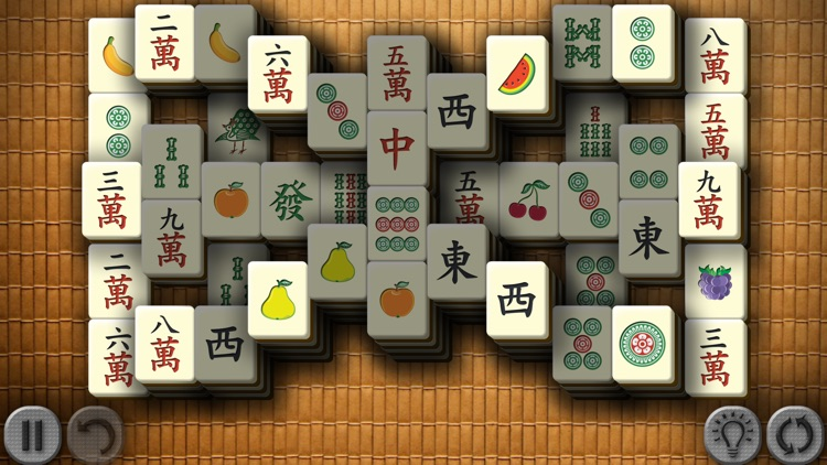 Mahjong Classic Board Game screenshot-0