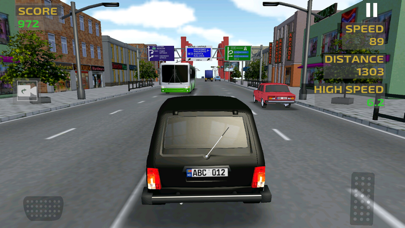 Russian traffic 3Dのおすすめ画像2
