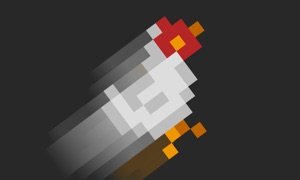 Space Chicken: Bounce to Win!