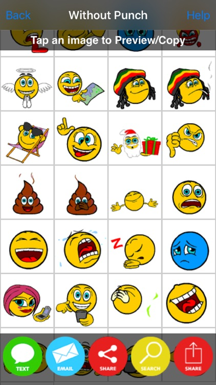 Animated Emoji Emoticons Fun screenshot-3
