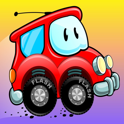 Racing Toy Car Race - Tap to Jump in Real Time