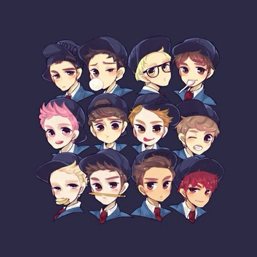 Kpop Wallpaper Exo Version By Hung Nguyen