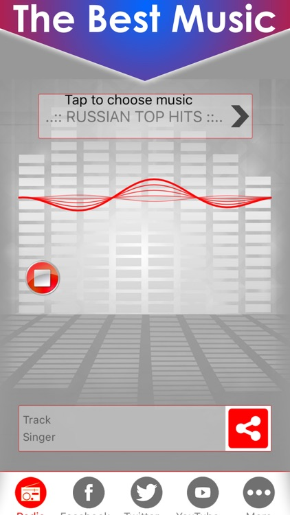 Russia radio player - Tunein to Russian music from live Russian radios fm stations screenshot-3