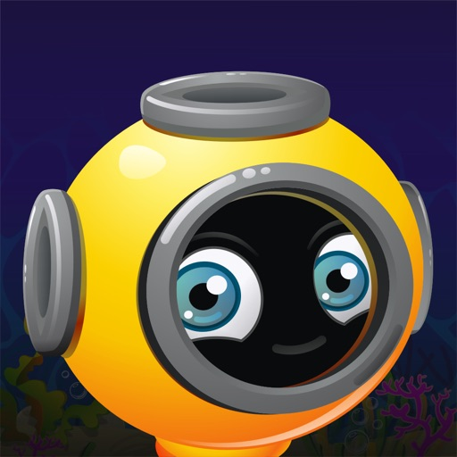 Flying Scuba Dive icon