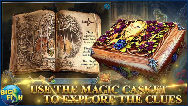 Living Legends: Bound by Wishes - A Hidden Object Mystery (Full) screenshot-2