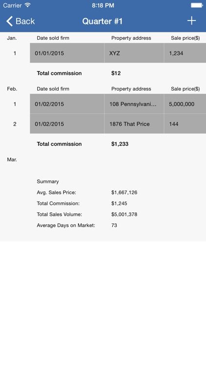 Real Estate Tracker screenshot-3