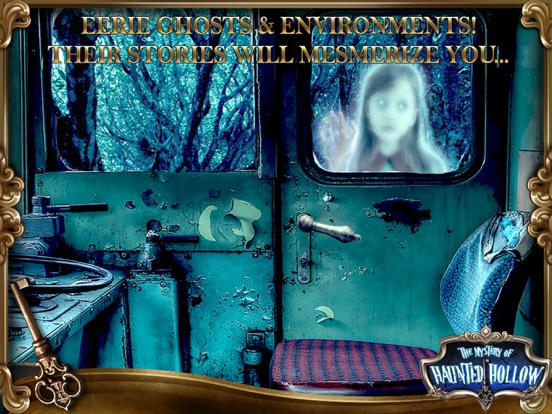Mystery of Haunted Hollow: Point Click Escape Game-ipad-2
