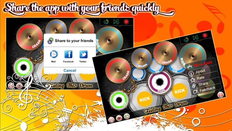 Feeling This Drum screenshot-4