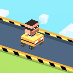 Blocky Escape Plan Impossible Racer