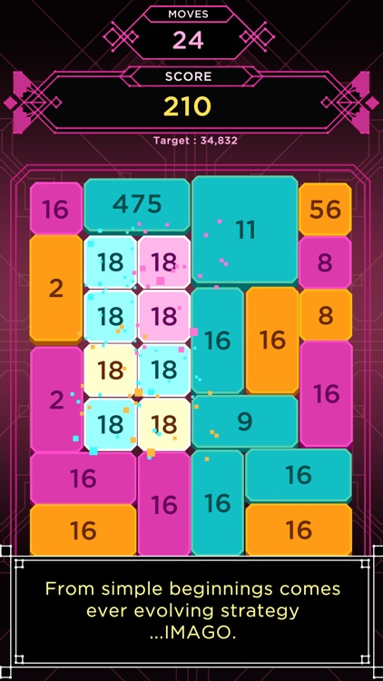 Imago - Transformative Puzzle Game