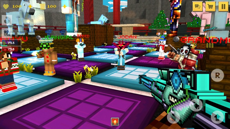 Block Force - 3D FPS Shooting Game screenshot-3