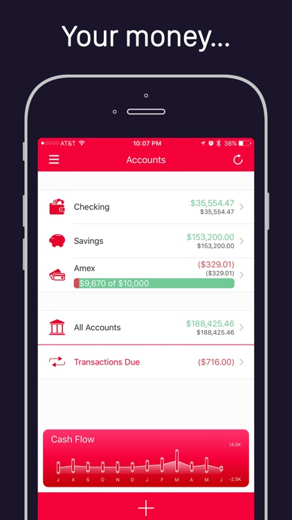 Money Pro - Personal Finance