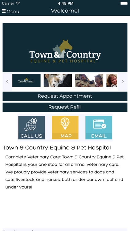 Town & Country Equine & Pet Hospital