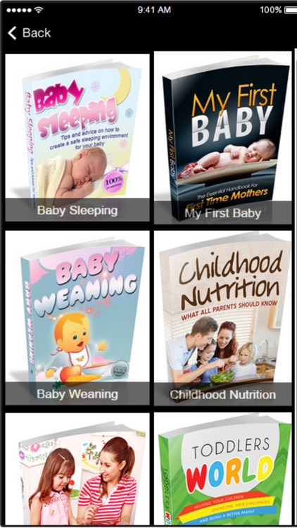 Baby Care Tips - Essential Tips for First Time Parents screenshot-3