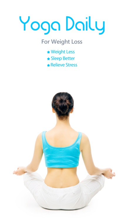 Yoga For Weight Loss - Daily Yoga Studio Fitness screenshot-0