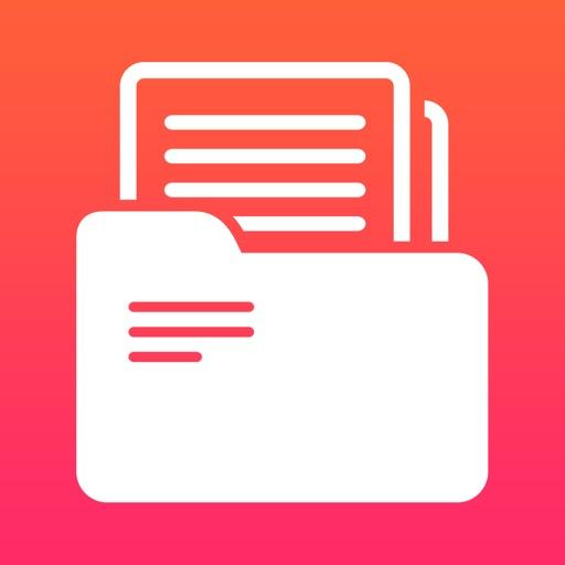 文件管理器瀏覽文件 - 雲存儲文件管理與音樂和視頻多媒體播放器