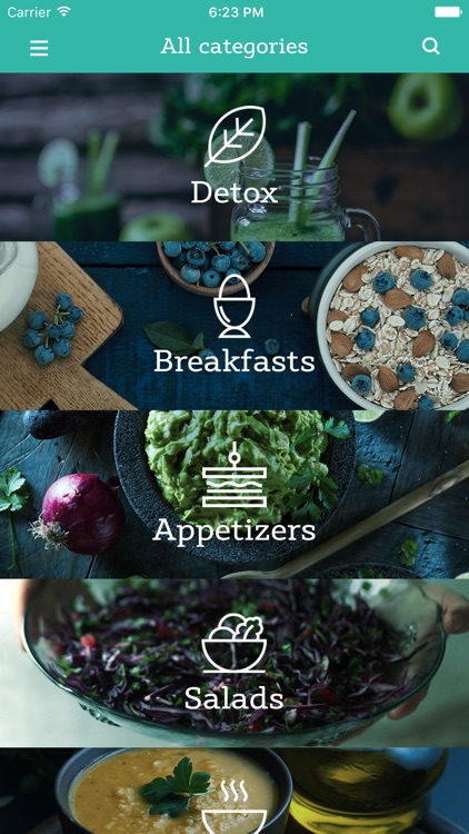 Live up! Healthy Recipes