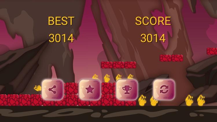 Hell Dash - Addicting Time Killer Game screenshot-4
