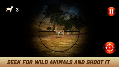 Wild Safari Hunting Simulator 3D screenshot two