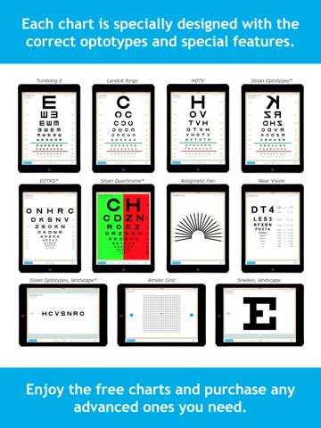 Eye Chart Pro - 視力検査のおすすめ画像3