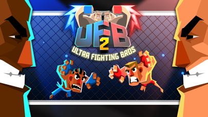 UFB 2 (Ultra Fighting Bros) - The Fight Championship Game screenshot two