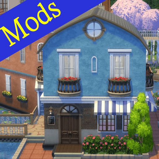 Building Mods for Sims 4 (Sims4, PC)