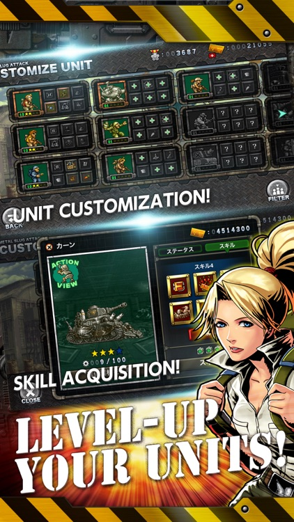 METAL SLUG ATTACK screenshot-3