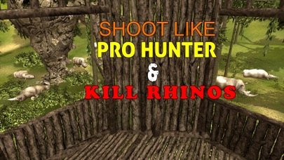 Wild Rhino Hunter Simulator – Hunt down animals in this