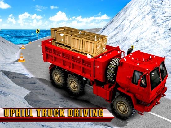 Truck Drive Cargo 3D для iPad