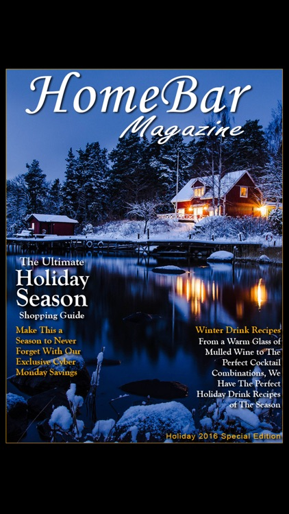 Home Bar Magazine