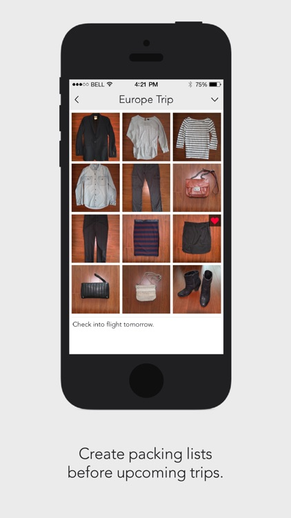 Closet+ screenshot-3
