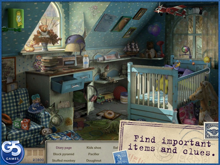 Letters from Nowhere® 2 HD (Full) screenshot-3